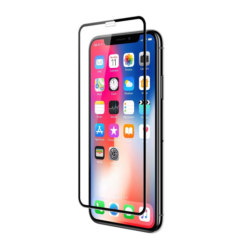 JCPal Screen Protector 3D Armor Glass Screen Protector for iPhone X
