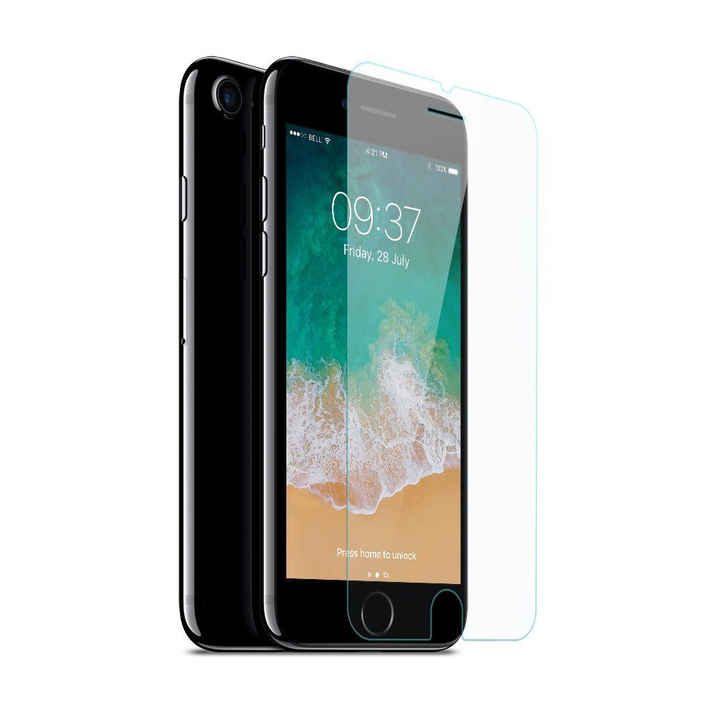 JCPal Screen Protector iClara Glass Screen Protector for iPhone 8 / 8 Plus