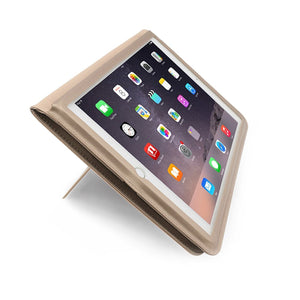 JCPal Unavailable Casense Rota Case for iPad Air 2 (Stylus Bundle) Gold
