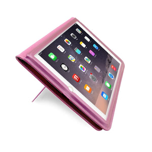 JCPal Unavailable Casense Rota Case for iPad Air 2 (Stylus Bundle) Pink
