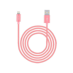 JCPal Unavailable LiNX Lightning to USB Braided Cable Pink
