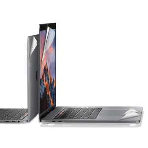 JCPal Unavailable MacGuard Complete Protective Film Set for the 2016 MacBook Pro