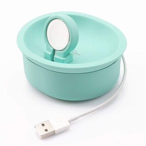 JCPal Unavailable MiX Charging Bowl for Apple Watch Green