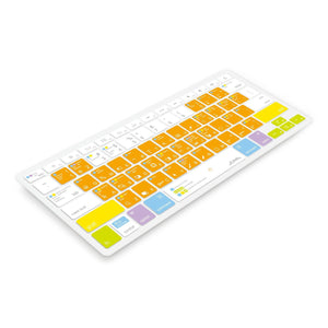 JCPal Unavailable VerSkin Adobe Illustrator Shortcut Keyboard Protector (US-Layout)