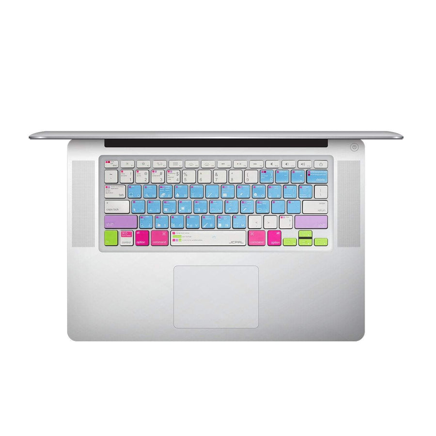 JCPal Unavailable VerSkin Photoshop Shortcut Keyboard Protector (US-Layout)