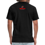 Alpha Rooster T Shirt - black