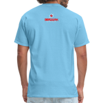 Alpha Rooster T Shirt - aquatic blue