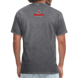 Alpha Rooster T Shirt - mineral charcoal gray