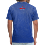 Alpha Rooster T Shirt - mineral royal