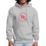 BStepp Hoodie - heather gray