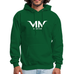 The 6-4 Hoodie - forest green