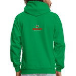 The 6-4 Hoodie - kelly green