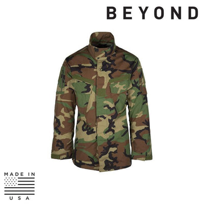 Beyond Clothing BDU Tops WOODLAND / SMALL / REG Beyond Clothing A9-0143-C10 A9 Mission Blouse