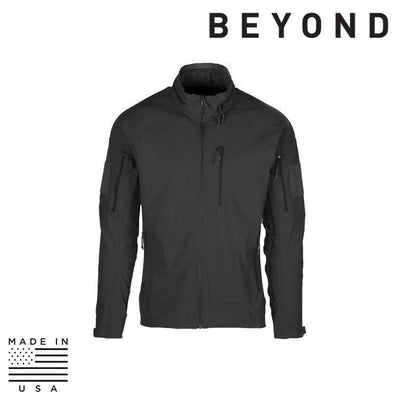 Beyond Clothing Clothing Systems BLACK / SMALL / REG Beyond Clothing A5-0111-C03 A5 Rig Light Jacket