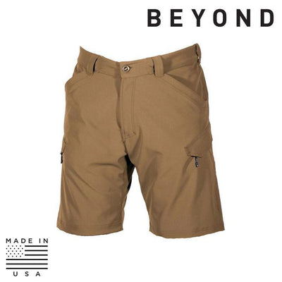 Beyond Clothing Clothing Systems COYOTE / SMALL Beyond Clothing OM-0182-C10 A5 Rig Light Short