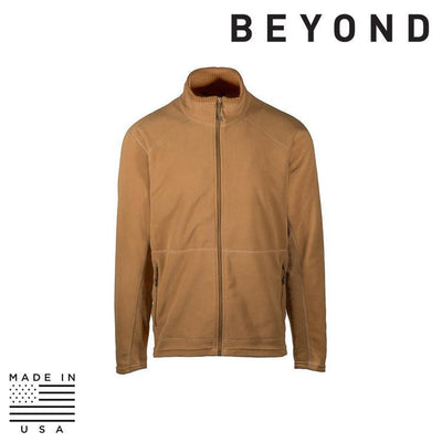 Beyond Clothing Clothing Systems COYOTE / SMALL / REG Beyond Clothing A3-0106-C10 A3 Ra Fleece