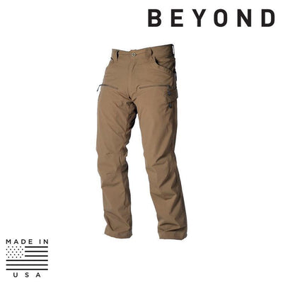 Beyond Clothing Clothing Systems COYOTE / SMALL / REG Beyond Clothing OM-0185-C10 A5 Rig ULT Pants