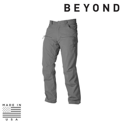Beyond Clothing Clothing Systems GREY / SMALL / REG Beyond Clothing OM-0185-C10 A5 Rig ULT Pants