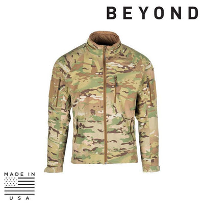 Beyond Clothing Clothing Systems MULTICAM / SMALL / REG Beyond Clothing A5-0111-C03 A5 Rig Light Jacket
