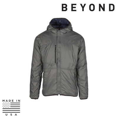 Beyond Clothing Clothing Systems NAVY/GREY / SMALL / REG Beyond Clothing A3-0169-C10 A3 Alpha Reversible Lochi