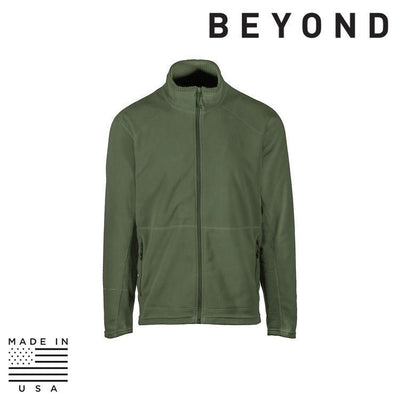 Beyond Clothing Clothing Systems RANGER GREEN / SMALL / REG Beyond Clothing A3-0106-C10 A3 Ra Fleece