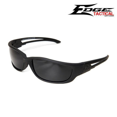 Edge Tactical Eyewear Safety Glasses MATTE BLACK / G-15 Edge Tactical Eyewear Blade Runner XL Safety Glasses
