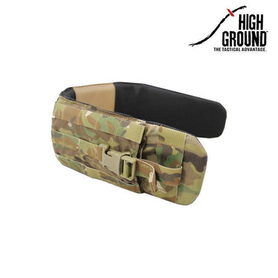 High Ground Gear Battle Belts MULTICAM High Ground HG-7980 Quick Release Battle Belt - SM/MD
