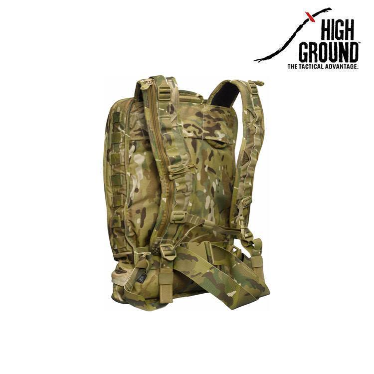 High Ground Gear Medical Packs MULTICAM High Ground HG-7381 M9 Medical Trauma Pack
