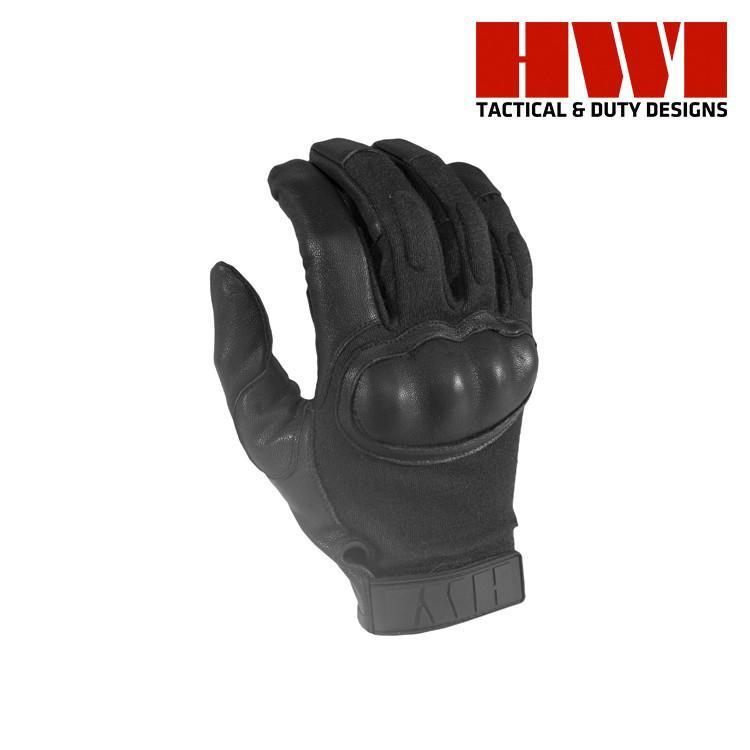 HWI Gear Tactical / Duty Gloves COYOTE BROWN / XX-SMALL HWI Gear HKTG100/HKTG300 Hard Knuckle Tactical Combat Gloves