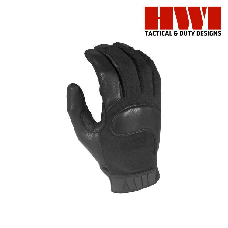 HWI Gear Tactical / Duty Gloves COYOTE BROWN / X-SMALL HWI Gear CG100/CG300 Kevlar® Tactical Combat Gloves