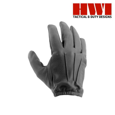 HWI Gear Tactical / Duty Gloves BLACK / XX-SMALL HWI Gear HDG100 Hair Sheep Leather Duty Gloves