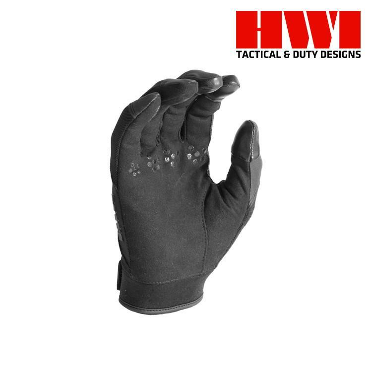 HWI Gear Tactical / Duty Gloves BLACK / XX-SMALL HWI Gear CTS100 Kevlar® Cut Resistant Touchscreen Gloves