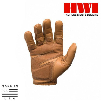 HWI Gear Tactical / Duty Gloves HWI Gear HKTG100B/HKTG200B/HKTG300B Hard Knuckle Tactical Combat Gloves