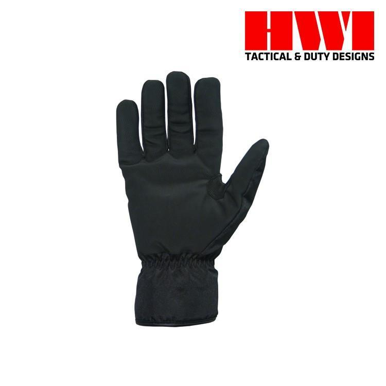 HWI Gear Tactical / Duty Gloves BLACK / XX-SMALL HWI Gear LWG100 Long Gauntlet Cold Weather Duty Gloves