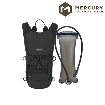 Mercury Tactical Gear 3961 Sprinter Hydration Pack Hydration Packs BLACK