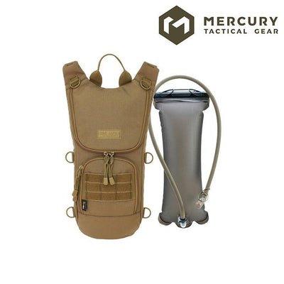 Mercury Tactical Gear 3961 Sprinter Hydration Pack Hydration Packs COYOTE