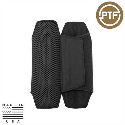 Protect The Force Carrier Accessories BLACK PTF Comfort Shoulder Pad Set - Advanced