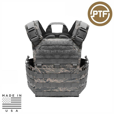 Protect The Force Plate Carriers ABU PTF Force Defender Series Rifle Plate Carrier - Elite Pro