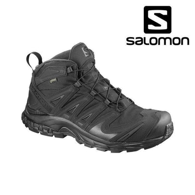 Salomon Forces XA Mid GTX® Tactical Boot Tactical Boots BLACK / 5