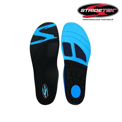 StrideTek Orthotic Insoles M4 / W5 StrideTek® High Performance Tactical Trainer Orthotic Insoles