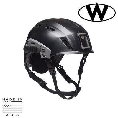 Team Wendy SAR Helmets BLACK / RAILS Team Wendy EXFIL® SAR Tactical Helmet