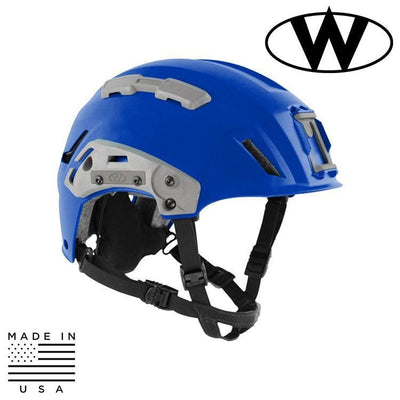 Team Wendy SAR Helmets BLUE / RAILS Team Wendy EXFIL® SAR Tactical Helmet