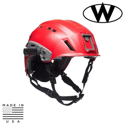 Team Wendy SAR Helmets RED / RAILS Team Wendy EXFIL® SAR Tactical Helmet