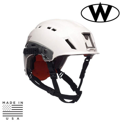 Team Wendy SAR Helmets WHITE / RAILS Team Wendy EXFIL® SAR Tactical Helmet
