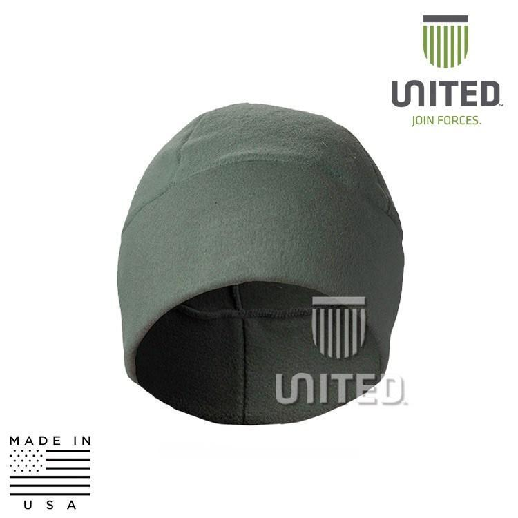 United Associates Base Layer Watch Caps COYOTE BROWN / SMALL / MEDIUM UJF D04F400 Level 5 Warmor Fleece Watch Cap