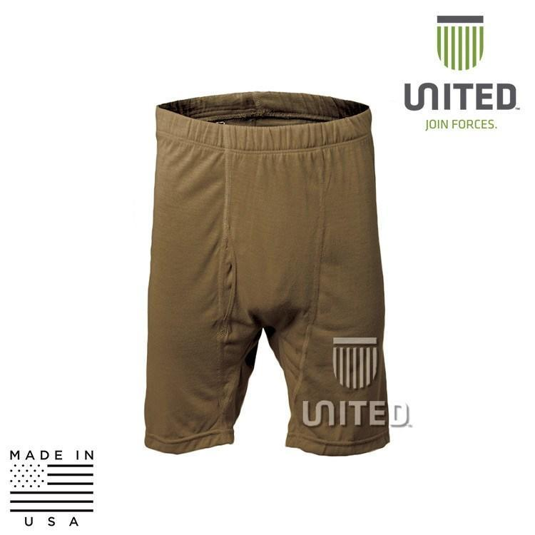 United Associates FR Base Layer Accessories BLACK / SMALL UJF A11B300 Level 1 FR Boxer Briefs