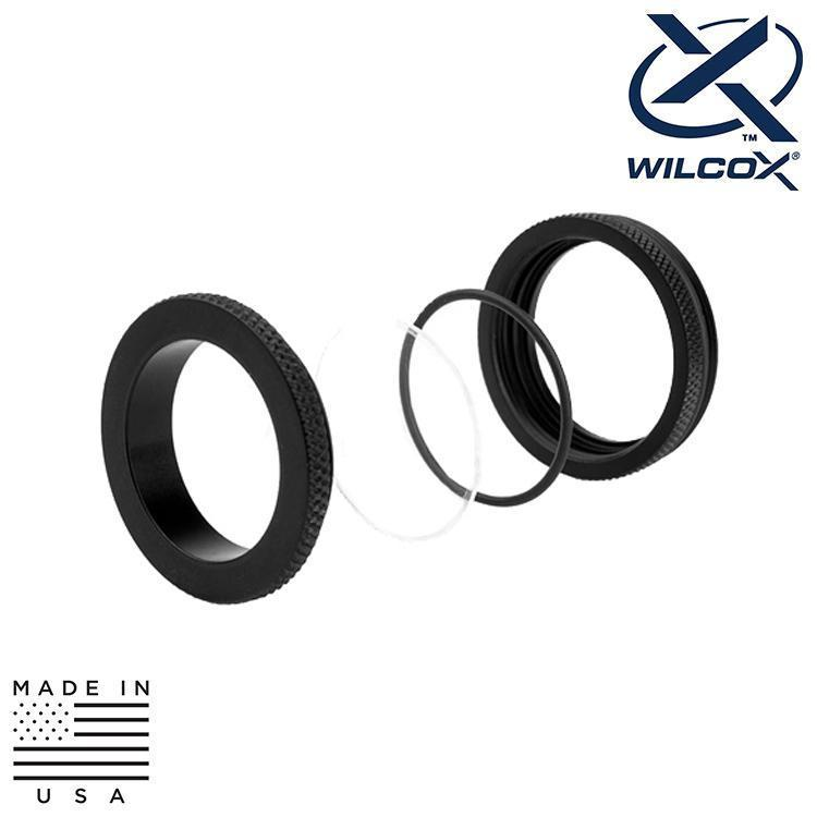 Wilcox Industries NVG Lanyards / Accessories Wilcox 56400G01 NVG Protective Lens Assembly - PVS-15/18