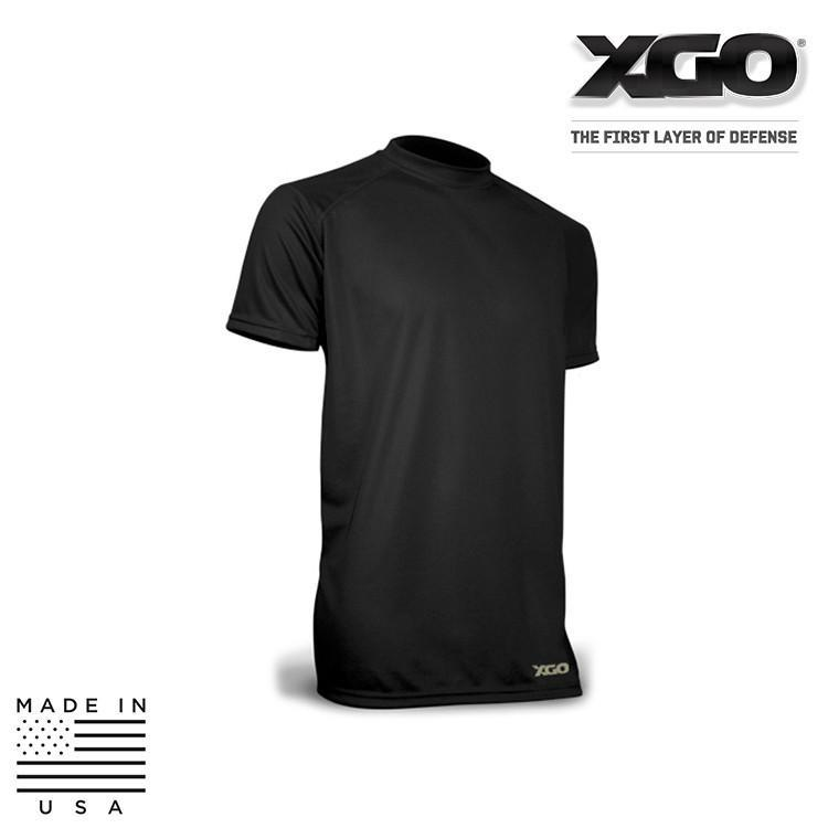 XGO Base Layer Shirts COYOTE BROWN / SMALL XGO 1G16M Phase 1 Performance Tactical Relaxed Fit T-Shirt