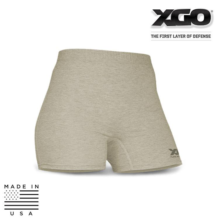XGO Base Layers DESERT SAND / SMALL XGO 1FG33B Phase 1.5.0 Womens FR Lightweight Performance Brief