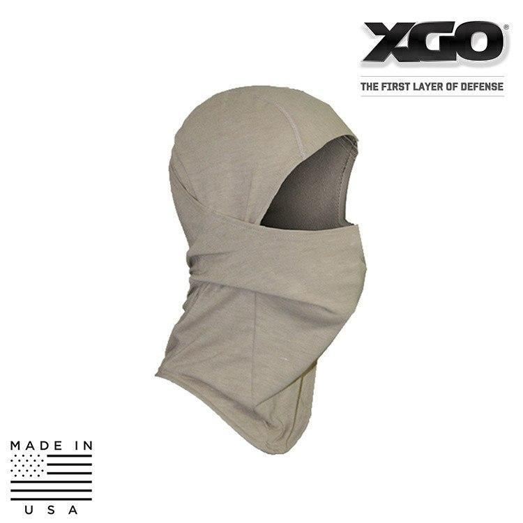 XGO FR Base Layer Balaclavas COYOTE BROWN XGO 3FX54B9 Phase 3 FR Performance Tactical 3-Piece Balaclava